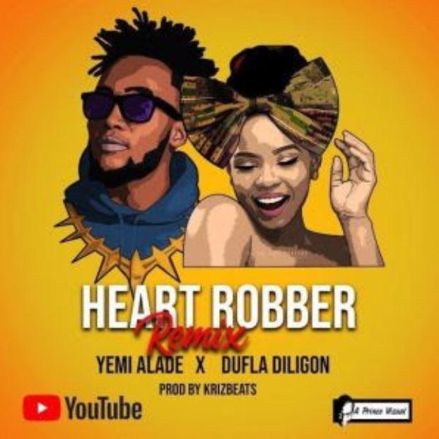 Yemi Alade – Heart Robber (Remix) Ft. Dufla Diligon