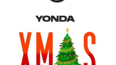 Photo of Yonda – Xmas (Prod. By Vstix)