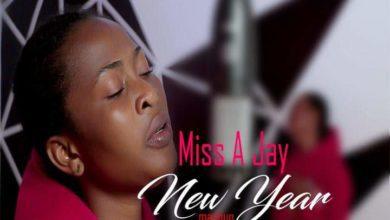 Photo of Miss A Jay – New Year Mashup (Daughters of Glorious Jesus bebre & Kwesi Arthur – Woara)