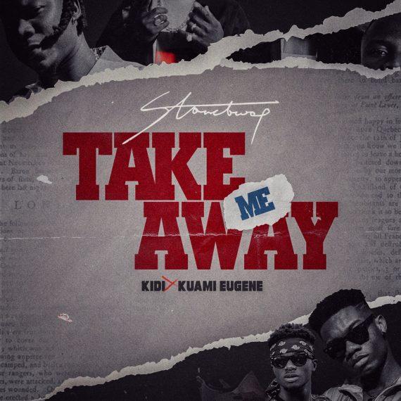 Photo of Stonebwoy – Take Me Away Ft Kuami Eugene & KiDi (Prod. By Moni Beat)
