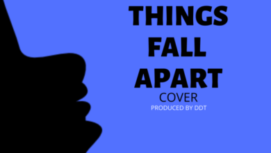 Photo of Naana Blu – Things Fall Apart (Cover) (Prod By DDT)