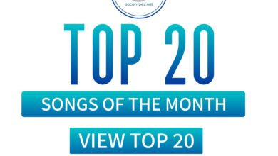 Photo of Top 20 Songs For The Month – April 2020 Edition
