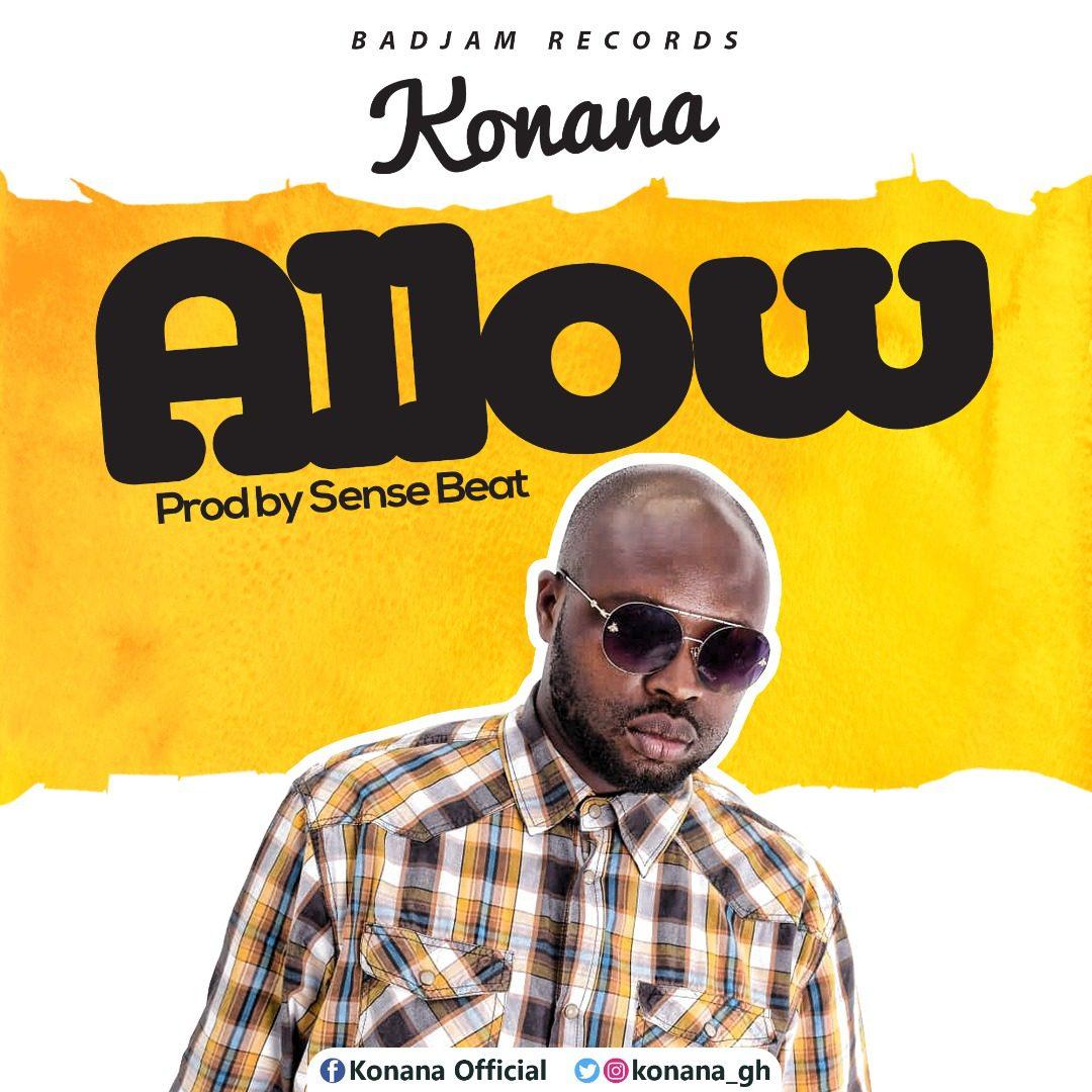 Konana – Allow (Prod. By Sense Beatz)