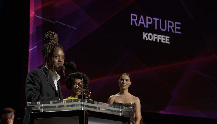 19 Year Old Koffee Wins Best Reggae Album At 2020 Grammys