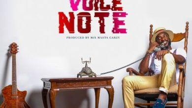 Photo of Kwabena Kwabena – Voice Note (Prod. By Mix Master Garzy)