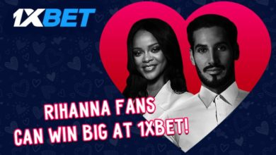 Photo of 1xBet Gives Rihanna Fans Something To Cheer About!