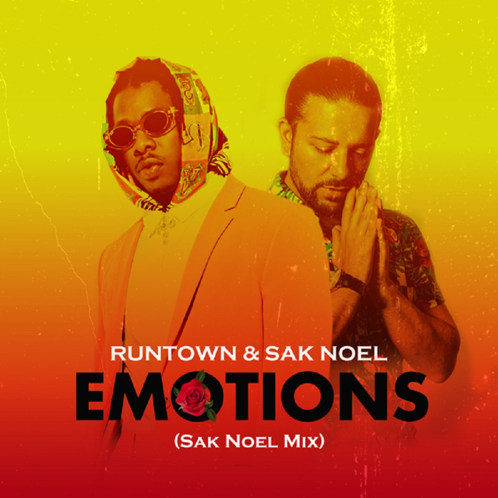 Runtown & Sak Noel – Emotions (Sak Noel Mix)