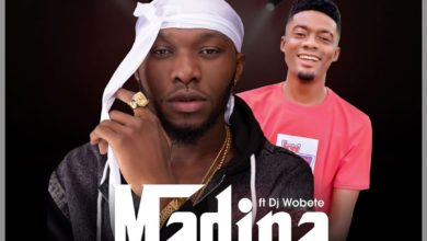 Photo of Teflon Flexx – Madina Ft. DJ Wobete (Prod. By MOG Beatz)