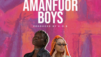 Photo of Khalifina – Amanfuor Boys Ft. Sister Deborah (Prod. By KoB)