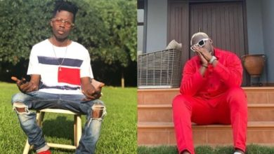 Photo of Strongman collaborates with Medikal on a brand new song