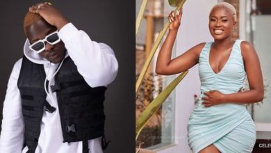 Photo of It's official now, Fella Makafui & Medikal are back together as lovers
