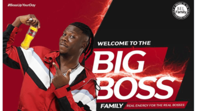 Photo of BIG NEWS: Stonebwoy Is Owner Of Big Boss Energy Drink After He Acquired Full Franchise – See Photos