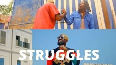 Photo of Official Video: Beniton – Struggles Ft. Stonebwoy