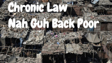 Photo of Chronic Law – Nah Guh Back Poor (Prod. By Stephen McDonald)