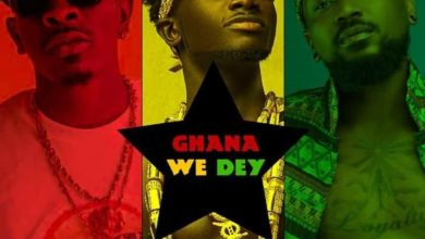 Photo of Kuami Eugene – Ghana We Dey Ft. Shatta Wale x Samini
