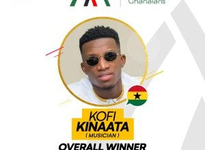Photo of Kofi Kinaata voted 2019 Most Influential Young Ghanaian – CHECK FULL LIST