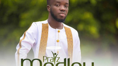 Photo of Akwaboah – Praiz Medley Ft. TY Crew