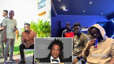 Photo of Watch video: Sarkodie has featured someone bigger than Jay Z, is that Eminem? – Possigee reveals