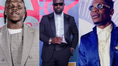 Photo of Shatta Wale Beats Stonebwoy & Sarkodie To Emerge As The Most Searched Ghanaian Musician On YouTube – Check Out The Full List