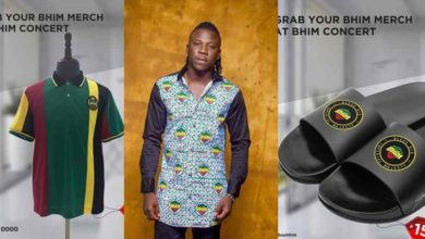 Photo of Date For The Official Opening Of Stonebwoy's Bhim Shop Finally Out – Check It Out!