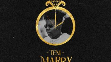 Photo of Teni – Marry (Prod. By JaysynthBeatz)