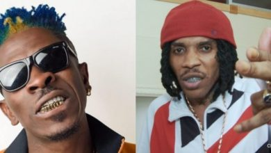 Photo of Vybz Kartel requests to remix Shatta Wale's 'Top Speed' song