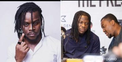 Photo of The Matter Chop H0t As Jupitar Releases First Diss Song To Stonebwoy