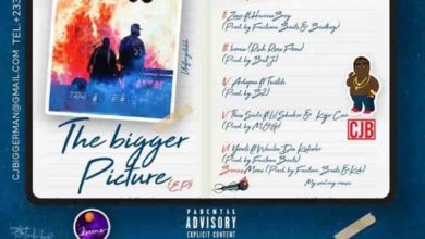 Photo of CJ Biggerman – Bigger Picture (Full EP)[ZIP FILE]