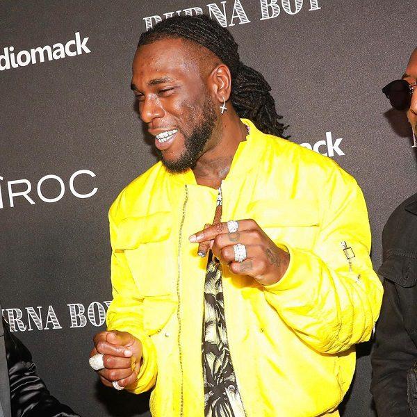 I am the greatest Afrobeats singer after Fela – Burna Boy