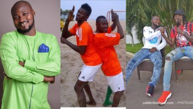Photo of Adebayor gifts Funny face another brand new ride. (Photos+Video)