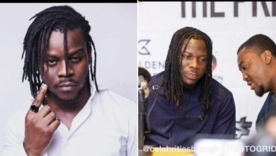 Photo of Stonebwoy replies Jupitar for saying he governs Dancehall in Ghana