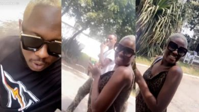Photo of Fella Makafui & Medikal steps out for the first time after their re-union