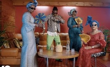 Photo of Official Video: StoneBwoy – African Party