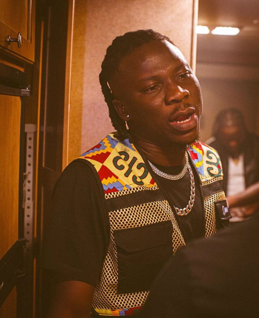 'Life is too short but you can never rush greatness' – Stonebwoy says as he prepares to drop his album