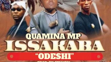 Photo of Quamina MP – Issakaba (Odeshi) (Prod. By Stalion)