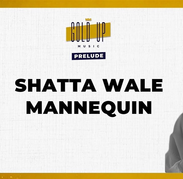 Shatta Wale x Gold Up – Mannequin (Prod. by Gold Up Music)