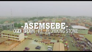 Photo of Ogidi Brown – Asemsebe Ft FlowKing Stone (Prod. By TubhaniMuzik)