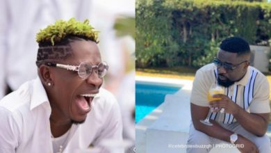 Photo of Shatta Wale mocks Sarkodie again
