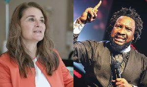 Photo of You are not God, Shut Up: Sonnie Badu blasts Melinda Gates