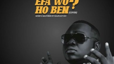 Photo of CJ Biggerman – Efa Wo Ho Ben (Cover) (Mixed by Halfcast Boi)