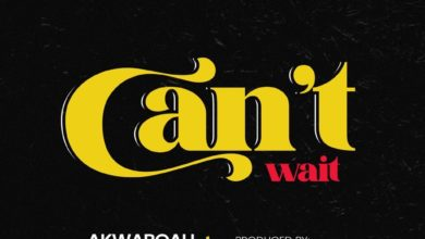 Photo of Akwaboah – Can't Wait Ft MzVee (Prod. by Akwaboah)