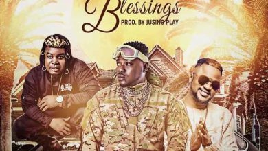 Photo of Nii Funny – Blessings Ft D Flex & King Jerry (Prod, by Jusino Play)