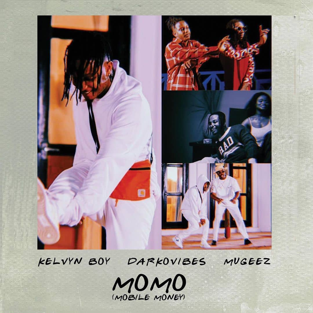 Kelvyn Boy – Momo (Mobile Money) Ft Darkovibes x Mugeez
