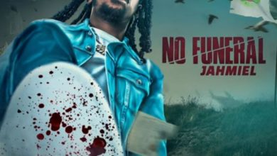 Photo of Jahmiel – No Funeral (Chronic Law Diss)