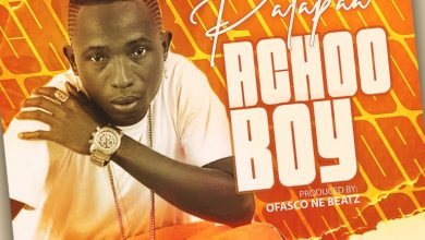 Photo of Patapaa – Achoo Boy (Prod. By Ofasco Ne Beatz)