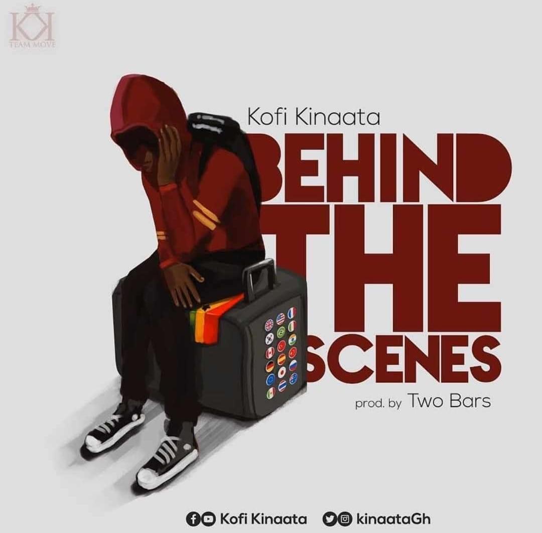 Kofi Kinaata – Behind The Scenes(Prod. By Two Bars)