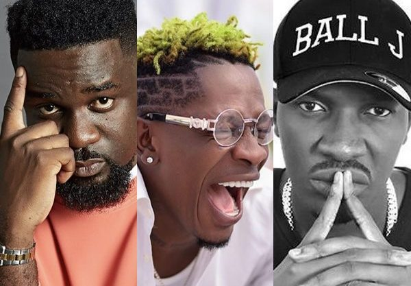 Ball J disses Sarkodie with new song, 'Lullaby' – See how Shatta Wale