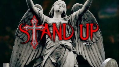 Photo of Ball J – Stand Up (Prod. by Ball J)