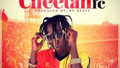 Photo of Patapaa – Cheetah FC (Prod. By KP Beatz)