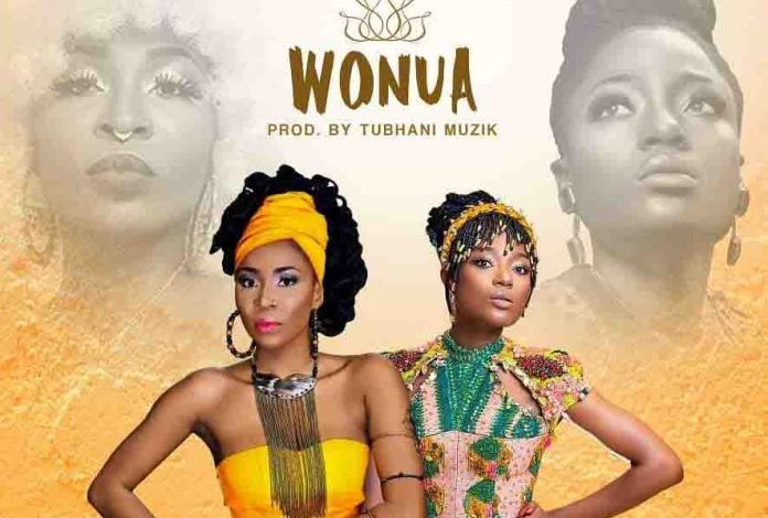 AK Songstress – Wonua Ft Efya (Prod. by Tubhani Muzik)